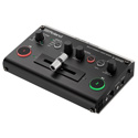 Roland V-02HD PAC1 2 Input HDMI Switcher - with FS-5 Foot Pedal/Phono Cable & Two 16 Foot HDMI Cables