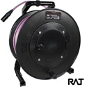 Rat Sound Systems 0450010 EC SuperCAT Sound Shielded EtherCON Cable on Large Cable Drum 100 Meter/330 Feet