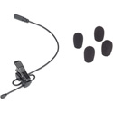 Samson LM10X Omnidirectional Lavalier Microphone with Miniature Condenser Capsule with 4 Adapter Cables