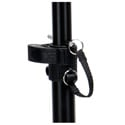 Samson SP100 Heavy Duty Speaker Stand with Locking Latch