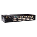 Smart AVI K244E-SH - 4-Port Dual-Head Secure KVM Switch