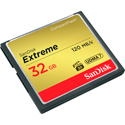 Sandisk Extreme SDCFXS-032G-A46 32GB Compact Flash Card with 400x Speed  and 120MBS Read 60MBS Write Speed