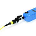 Senko SCK-VM2000-01 ST/LC/SC Fiber Optic Test Probe with Built-in Wi-Fi Includes 1.25 & 2.5 Tip