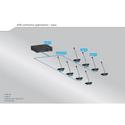 Sennheiser ADND1 Digital Delegate Conference Unit with 15 in. Gooseneck Microphone