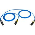 Sescom SES-AES-EBU-Y Impedance Matching AES/EBU Y Splitter Cable - 6 Inch