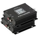 Sescom X-FA2LRT01 2-Channel RCA Audio Over Fiber Extender Tx/Rx Transceiver Set - ST Connectors