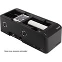 Shure SBC240-US 2-Bay Networked Docking Charger w/ Power Supply for ADX1/ADX2/ADX2FD TXs & SB910/SB920 Batteries