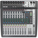 Soundcraft SIGNATURE 12MTK (US) 12-Channel Multi-Track USB Interface and Analog Mixing Console