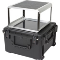 SKB 3i-2424-146U iSeries 6U Fly Rack Case - 19 Inch Depth