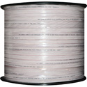TecNec Under Carpet 16AWG 2 Conductor Flat Speaker Wire - Pale Pink