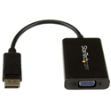 StarTech DP2VGAA DisplayPort to VGA Video Adapter with Audio