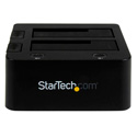 StarTech UNIDOCKU33 USB 3.0 SATA & IDE HDD Docking Station for 2.5 or 3.5-Inch drives