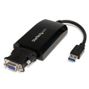 Startech USB32DVIPRO USB3 to DVI/ VGA External Video Card Multi Monitor Adapter