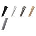 Techflex FWN0.50GY-100 1/2 Inch ID FlexoWrap 100 Foot Roll - Gray