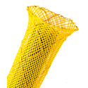 Techflex NSN2.00NY 2 Inch Non-Skid Cable Sleeve 200 Ft. Neon Yellow