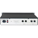 Thermionic Culture SNOW PETREL 2U 19 Inch Extra Gain 2-Channel Mic Amp / Preamp - Optimized for Ribbon Mics