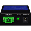 Thor Fiber F-RF-Rx-MR RF Over Fiber Compact RFoG Drop Receiver 45-870 MHz