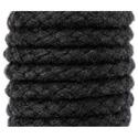 Premium Cotton 1/8 Inch Trick Tie Line - 1000 Foot - Black