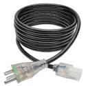 Tripp Lite P006-010-HG13CL Hospital-Grade Computer Power Cord - Clear Plugs 13A 16  AWG (NEMA 5-15P - IEC-320-C13) 10 ft