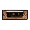 Tripp Lite P130-000 HDMI to DVI Gold Adapter - HDMI-F to DVI M