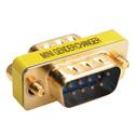 Tripp Lite P152-000 Compact/Slimline DB9 Gender Changer (M/M)