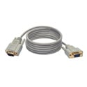 Tripp Lite P520-006 Serial DB9 Serial Extension Cable Straight Through (DB9 M/F) 6 Feet