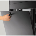 Tripp Lite SR42UBDP 42U Rack Enclosure Server Cabinet 47.25 Inch Deep w/ Doors & Sides