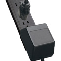 Tripp Lite TLP615B Protect It 6-Outlet Surge Protector 15 Foot Cord 790 Joules Black Housing