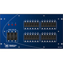 Theatrixx TSD124C-L2130-GNR Electrical Distribution SD-124-C (6RU)