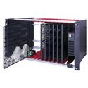tvONE 1RK-6RU-BASIC-KIT ONErack 6RU Kit Includes Chassis - 6 Modules