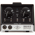 Universal Audio Solo610 Classic Tube Single Channel Mic Pre/DI