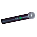 Shure ULX2/58 SM58 Handheld Wireless Mic & Transmitter - J1 Frequency - (554.025 – 589.975 MHz)