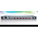 USL HSW-602 6x2 HDMI Matrix Switch with 8 ch AES-EBU Audio Interface