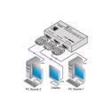 Kramer VP-201XL 2x1 VGA Switcher