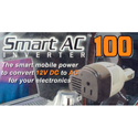 Wagan 2348 Smart Series AC Power Inverter Sustained 100W Inverter 225W Peak