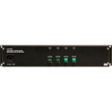 Ward-Beck MP2(PPM) Rackmount Dual PPM Meter Panel