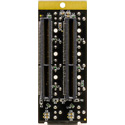 Ward-Beck T6401A openGear Dual Card 10 BNC Rear Module