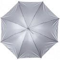 Westcott 2004 32-Inch Soft Silver Collapsible Umbrella