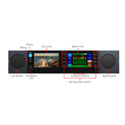 Wohler AMP2-16V-M Modular 16-Channel Audio/Video Workstation