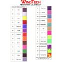 WindTech 1300 Series 1300-01 Medium Size Foam Windscreen 5/8in Teardrop Grey