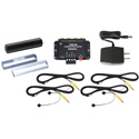 Xantech DL95K Universal Dinky Link Standard Range IR Kit For Commercial and Home A/V Installations - 120 Foot Range
