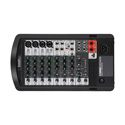 Yamaha STAGEPAS 600I 10-Input Stereo Powered Portable PA System