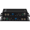 Zigen ZIG-CX-100 100 Meter HDMI Over Single Coax Extender - Tx/Rx Set