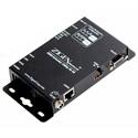 Zigen ZIG-HVX-100R 100 Meter HX-88/1616/HDBT HDBaseT CAT5a/6/7 HDMI Extender - Receiver