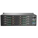 Zigen HX-1616/HDBTCHASSISEMPTY 16X16 HDMI-HDMI or HDBT Modular Matrix Chassis 4K