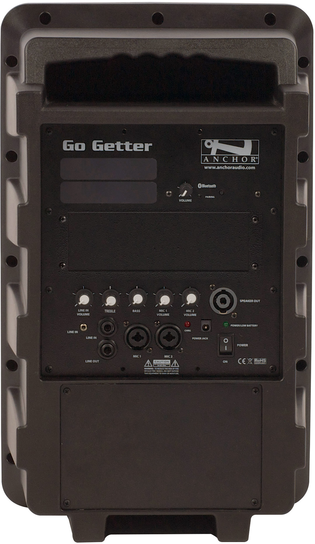Anchor Gg 8000x Go Getter With Bluetooth Amp Air Wireless