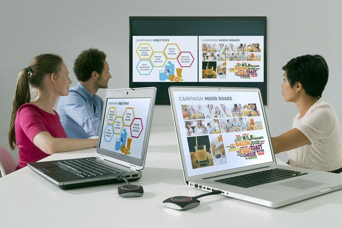 Barco Clickshare Cse 200 Stand Alone Wireless Presentation