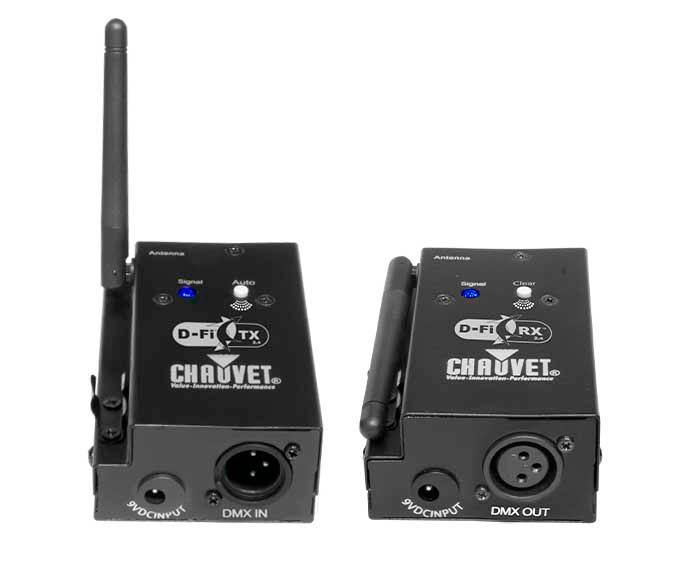 Chauvet Wireless Dmx : chauvet dfi2 4txrxduo wireless dmx kit ~ Hamham.info Haus und Dekorationen