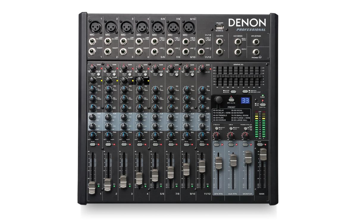 Denon DN-412X