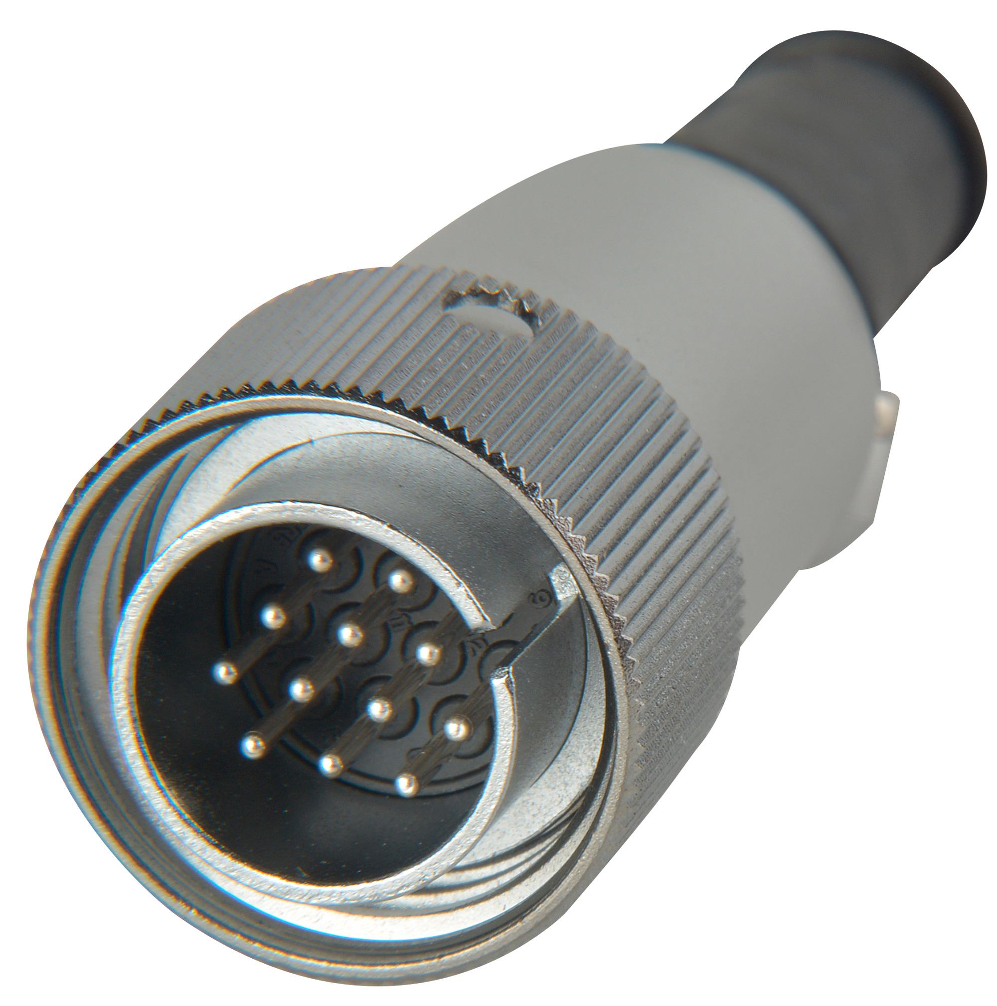 Eiaj 12 Pin Male Circular Connector
